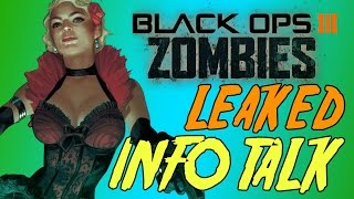 BLACK OPS 3 ZOMBIES – Leaked Info Discussion! Why It Stinks! :( #115Film Update! (BO3 Beta Review)