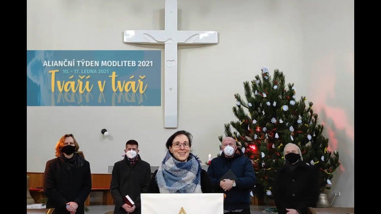 Slovo a pozvání k Aliančnímu týdnu modliteb 2021