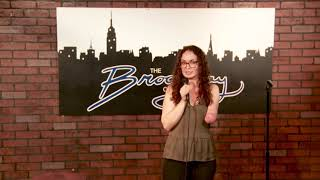 Kelsie Collins - Broadway Comedy Club Industry Room - 09/29/18