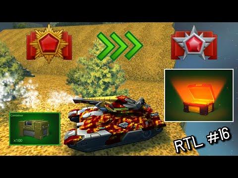 Tanki Online Road To Legend #16 - Generalissimo Rank!?! - Conspire