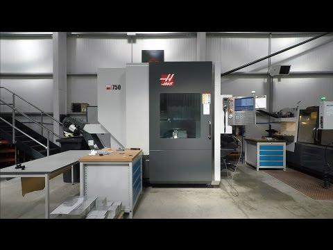 5-Axis Machining at Bay Engineering