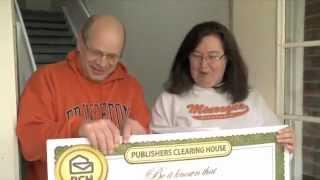 $50,000.00 PCH Winner Susan Benson from Lindenhurst IL