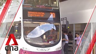 Covid-19: Public Transport Operators Helping Workers Affected By Lockdown In Malaysia
