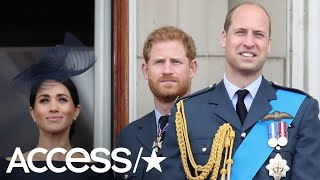 Did Meghan Markle & Prince Harry Snub Prince William With A Formal Birthday Wish?   Access