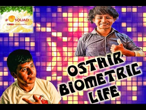 Osthir Biometric Life by Mango Squad