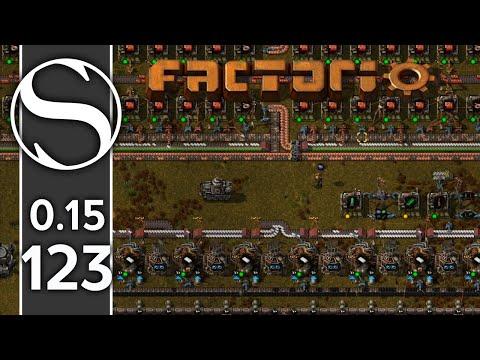 Rocket Research   Factorio 0.15 Part 123