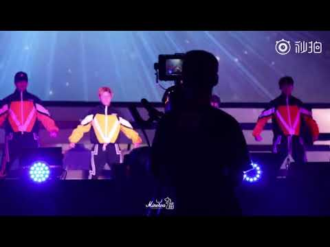 [Fancam] 181109 LuHan - The Inner Force @ RE:X Shenzhen Concert