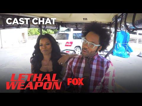 More Lethal Access: Keesha Sharp And Johnathan Fernandez  Season 1  LETHAL WEAPON