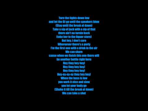 3OH!3 ft. Lil Jon - Hey + Lyrics [HQ/HD]
