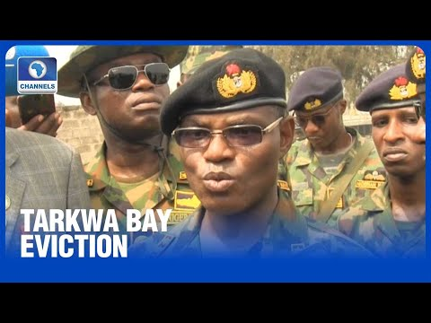 Military Operation To Protect NNPC Oil Installations
