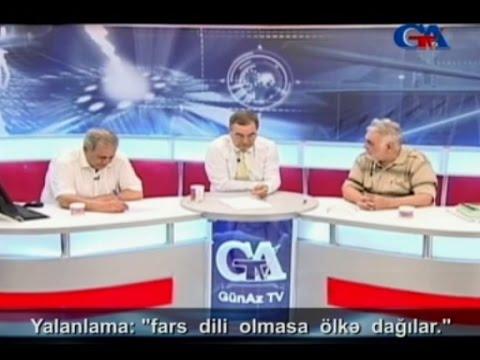 """GünazTv July.23.2014 Yalanlama: """"Fars dili olmasa ölkə dağılar."""""""
