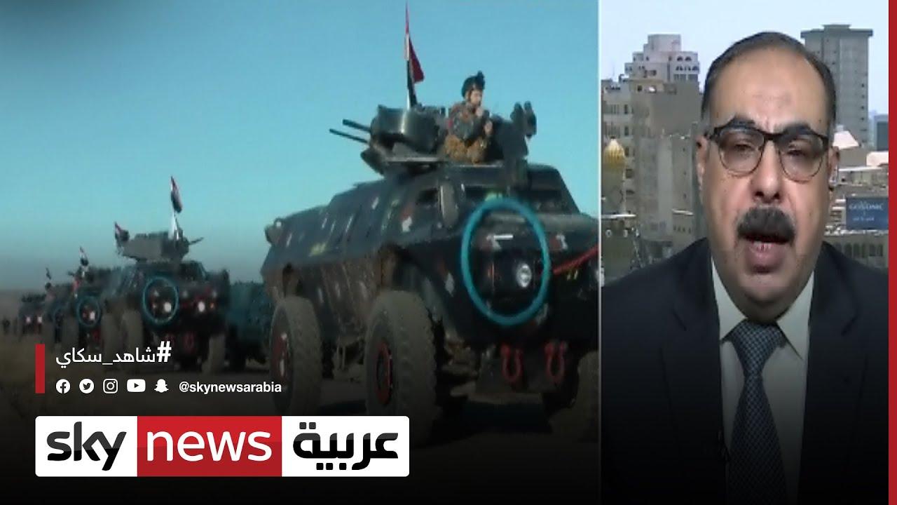 هاني عاشور: هناك عمليات تسلل يومية لعناصر داعش من الأراضي السورية للعراق