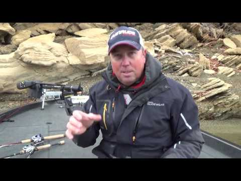 Winter fishing tips from David Walker