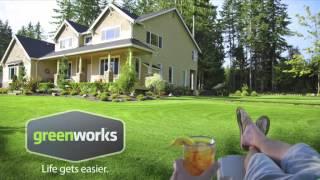 GreenWorks 24V Grass Trimmer