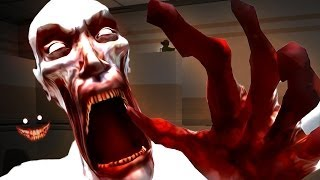 CREEPIEST GLITCH | SCP Containment Breach v0.9 #40