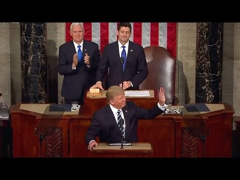 Trump speech to Congress: Interview with political analyst Michael Shure