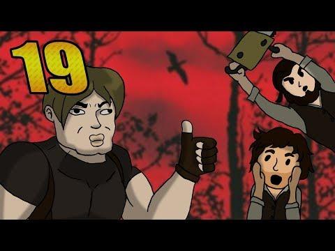 Suplex | Resident Evil 4 Part 19 | Pals Play Games