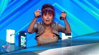 ¡Vaya RITMO! ¡Flipa con su TALENTO para las CASTAÑUELAS! | Audiciones 8 | Got Talent España 5 (2019)