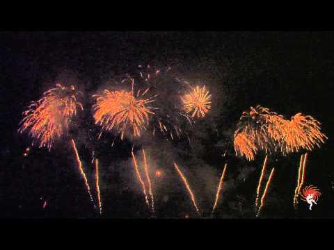 Int. Fireworks Festival Hannover 2013: Grupo Luso Pirotecnia - Portugal - Feuerwerk (edited version)