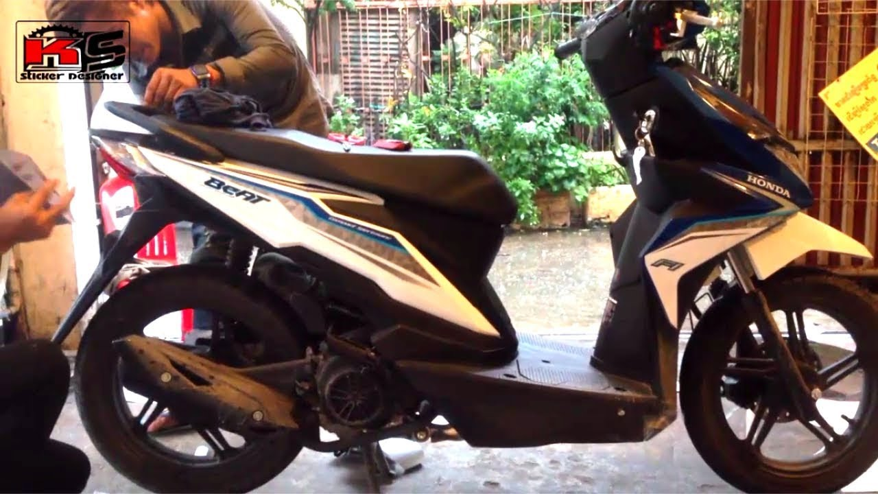 New Honda Beat 110cc 2018 Youtube