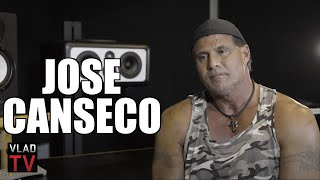 Jose Canseco on Living in a Garage After Making $55M During His Career (Part 14)