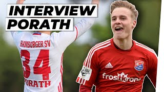 Der harte Weg zum Bundesliga-Profi! | Finn Porath Interview
