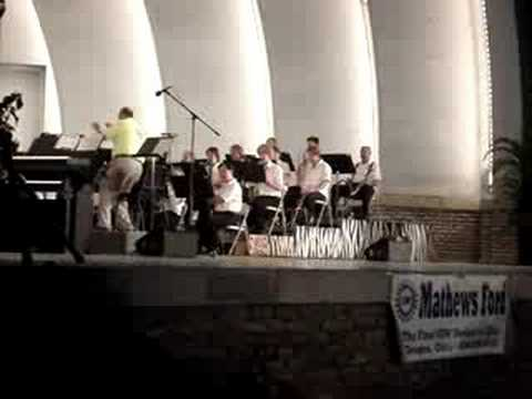 Brian Shephard, Guest Conductor at Music Under the Stars