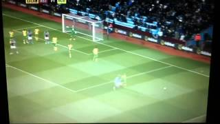 Video Gol Pertandingan Aston Villa vs Norwich City