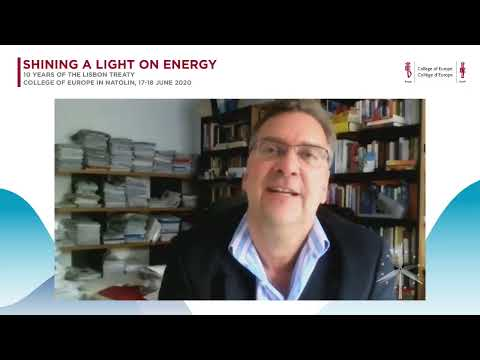 """International Conference – """"Shining a Light on Energy: 10 Years of the Lisbon Treaty"""""""