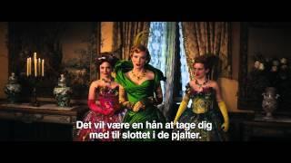 Eventyret om Askepot trailer med danske undertekster