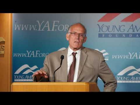 Dr. Victor Davis Hanson at the Reagan Ranch Center [updated]