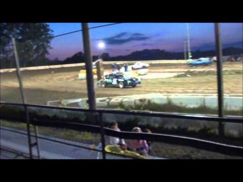 Dallas County Fairgrounds Clint and Luke Cruiser Feature 6-7-14