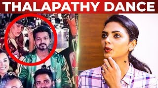 """Always Vijay"" – Sophia on Thalapathy Vijay"