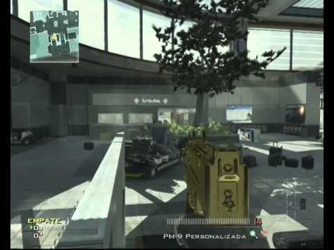 Trucos y escondites para terminal #1 /Call of duty MW3/