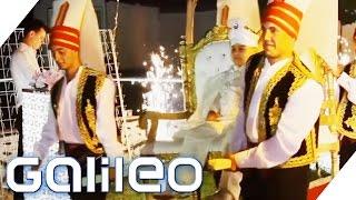 So opulent sind türkische Feiern | Galileo | ProSieben