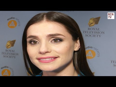 Charlotte Riley  Time's Up & Hollywood Sexism