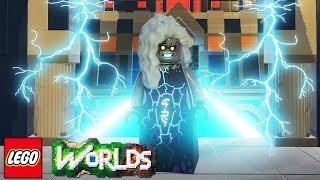 A NOVA FORTALEZA DE LEGO! - LEGO Worlds #12