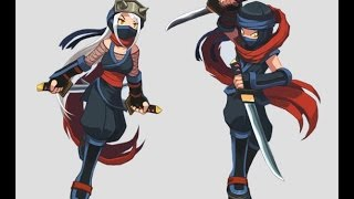 Lost Saga - Review Hero (Normal) : Kage Ninja