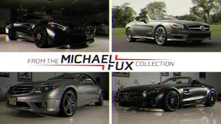 Four Mercedes From the Michael Fux Collection // Mecum Kissimmee 2019