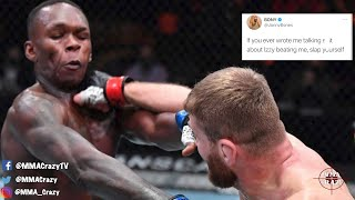 MMA Pros React to Jan Blachowicz win over Israel Adesanya at UFC 259