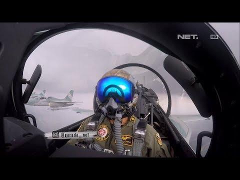 """GARUDA - """"Skadron Udara 15"""" Penjaga Langit Dirgantara Indonesia"""