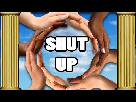 """SHUT UP, MINORITY!"" - American University Students"
