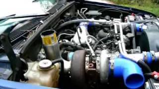 holset he351ve vgt turbo on a 6 5 diesel