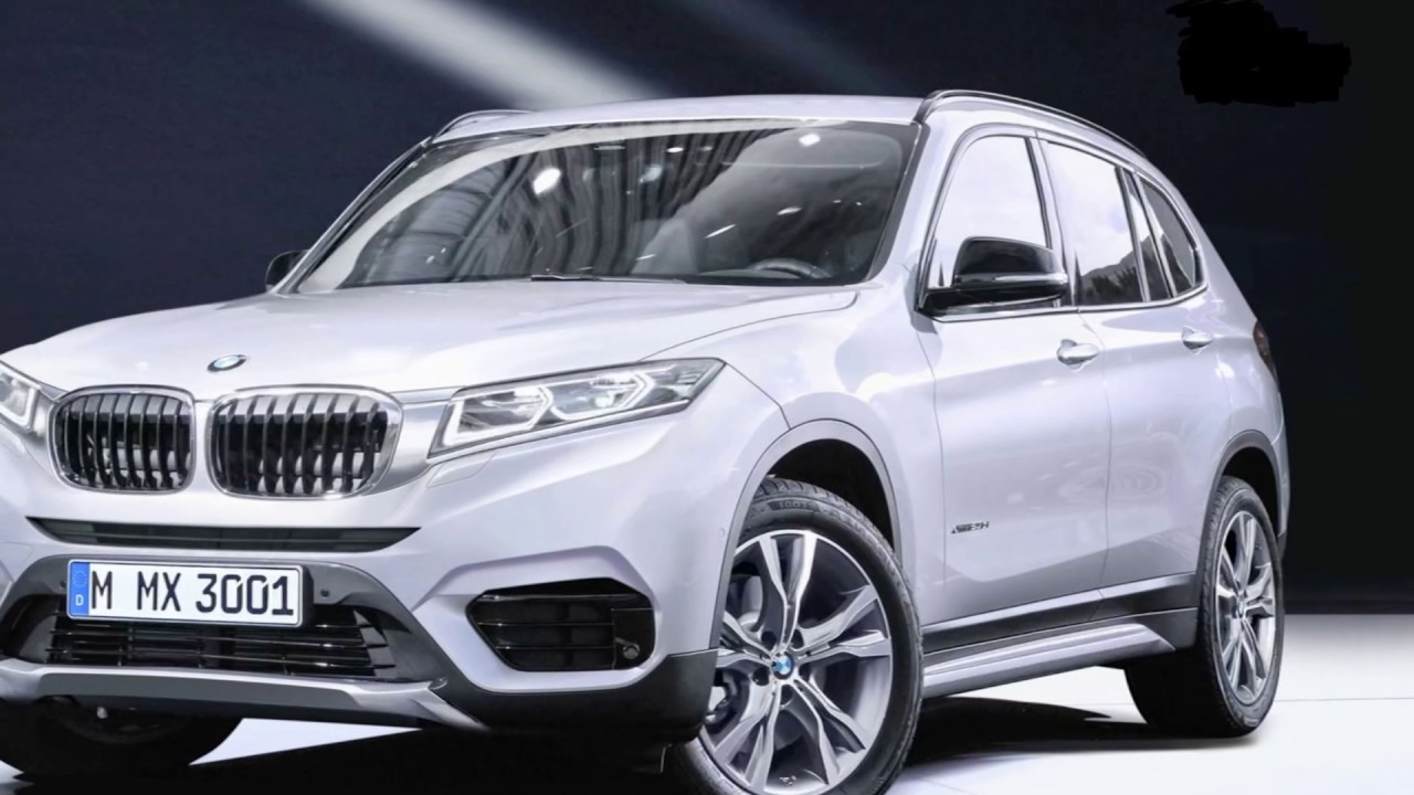 New 2018 BMW X3 Redesign  YouTube