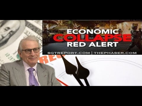 David Stockman _ Recession in 2018! Data Foretell Dismal U S  Economy Outlook  S  Economy Outlook