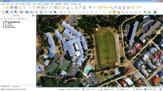 QGIS and Google Earth