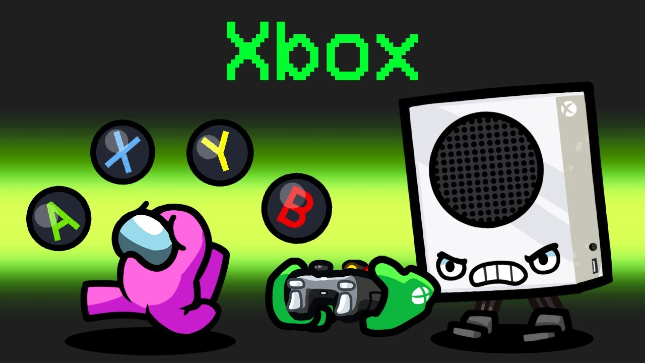 Download *XBOX* Mod in Among Us