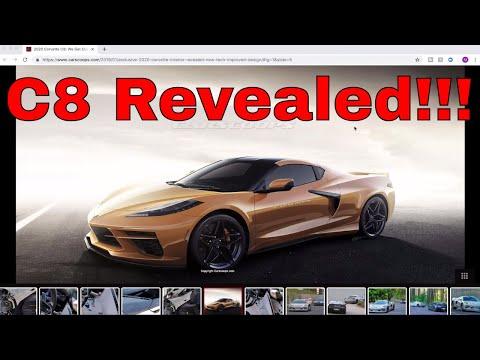 C Corvette Interior Revealed! - CarGuy Special