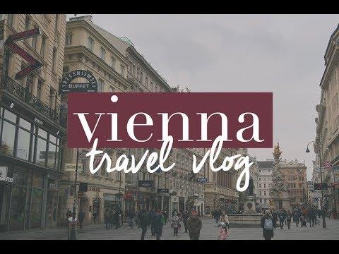 TRAVEL VLOG   VIENNA, AUSTRIA