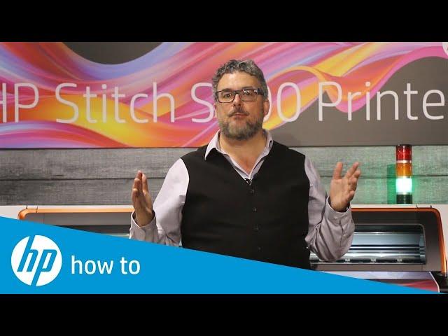 Pojemność roli drukarek sublimacyjnych HP Stitch